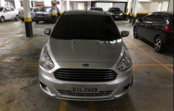 Ford Ka Sedan SEL 1.0 (Flex)