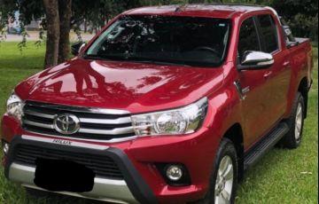 Toyota Hilux 2.7 SRV CD 4x2 (Flex) (Aut)