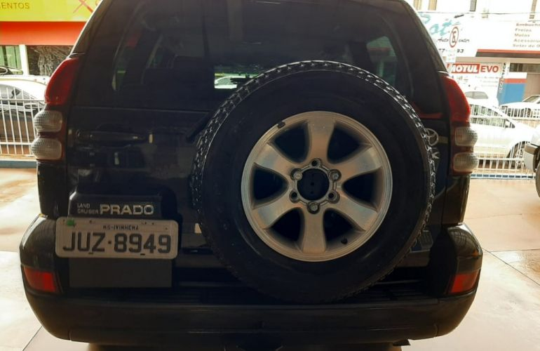 Toyota Land Cruiser 4WD 3.0 Turbo - Foto #5