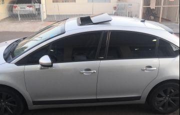 Citroën C4 Exclusive Sport Solaris 2.0 16V (Flex) (Aut) - Foto #6