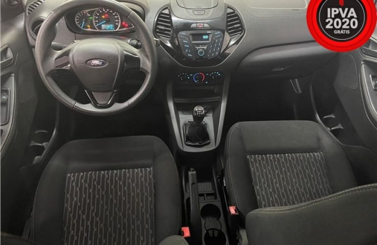 Ford Ka + 1.0 SE 12v Flex 4p Manual - Foto #2