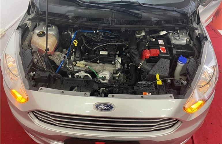 Ford Ka + 1.0 SE 12v Flex 4p Manual - Foto #5