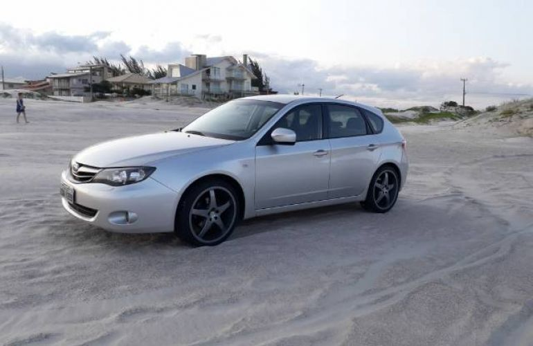 Subaru Impreza 2.0 16V - Foto #3