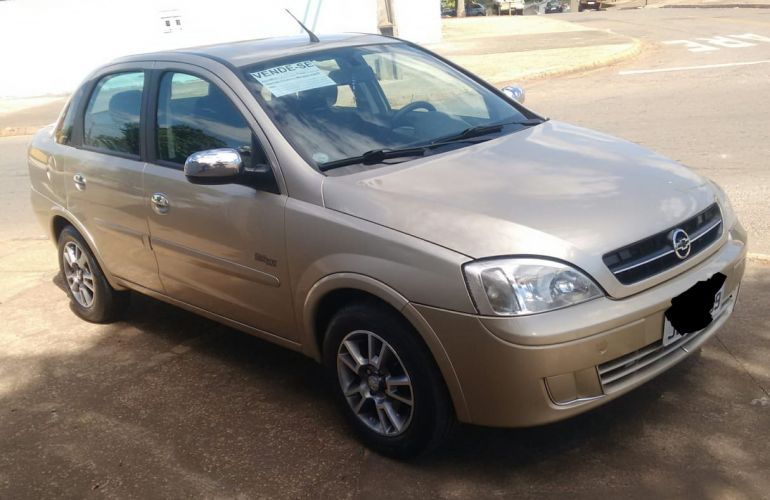 Chevrolet Corsa Sedan Maxx 1.4 (Flex) - Foto #7