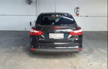 Ford Focus Sedan Titanium Plus 2.0 16V PowerShift (Aut) - Foto #8