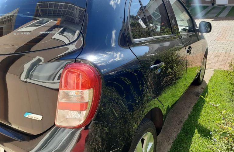 Nissan March 1.0 16V S (Flex) - Foto #5