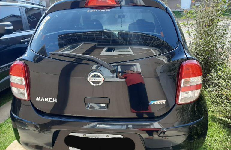 Nissan March 1.0 16V S (Flex) - Foto #6