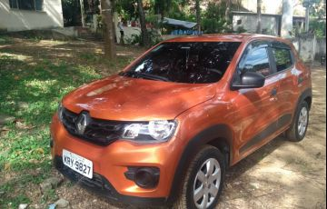 Renault Kwid Zen 1.0 12v SCe (Flex) - Foto #8