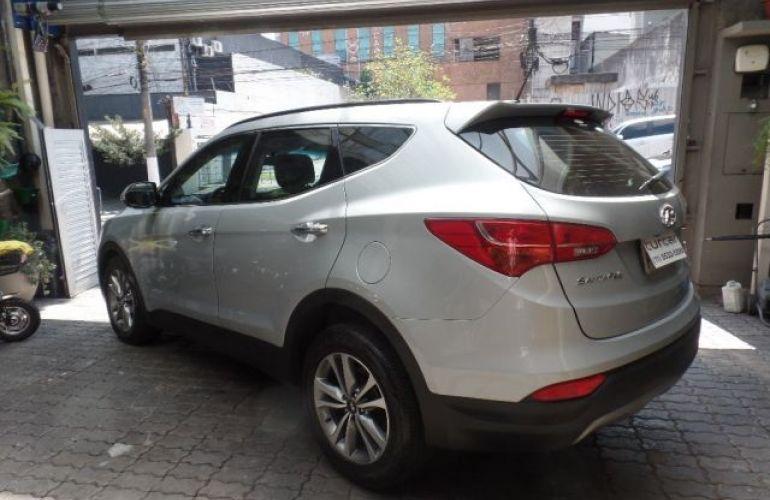 Hyundai Santa Fé 4x4 3.3 MPFI V6 270CV - Foto #2