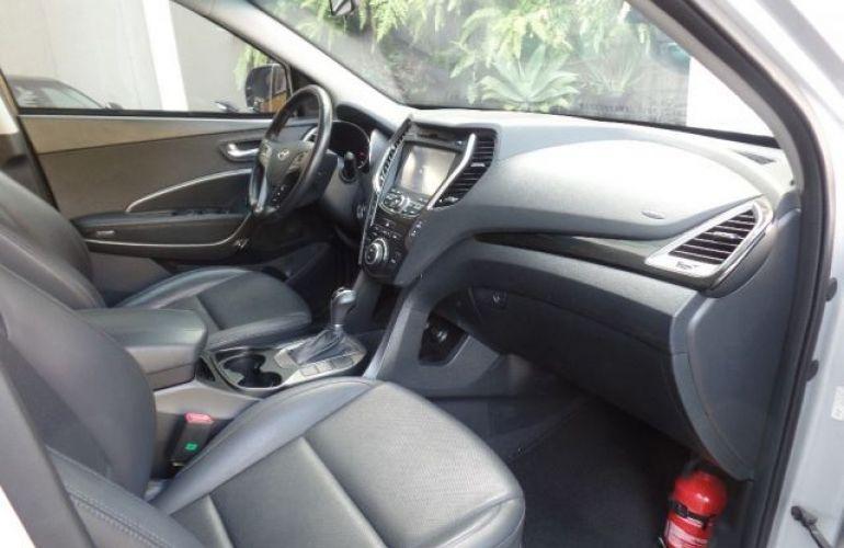 Hyundai Santa Fé 4x4 3.3 MPFI V6 270CV - Foto #7