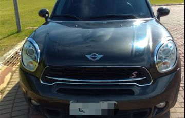 Mini Cooper Countryman 1.6 S Exclusive (Aut) 4p