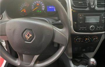Renault Logan 1.6 Expression 8V Flex 4p Manual - Foto #7