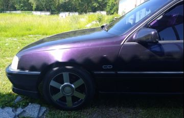 Chevrolet Omega CD 4.1 SFi - Foto #1