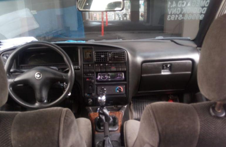 Chevrolet Omega CD 4.1 SFi - Foto #8