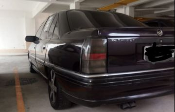 Chevrolet Omega CD 4.1 SFi - Foto #9