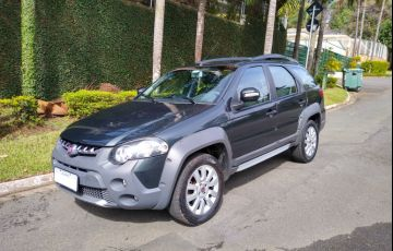 Fiat Weekend Adventure 1.8 E.torQ Dualogic (Flex)
