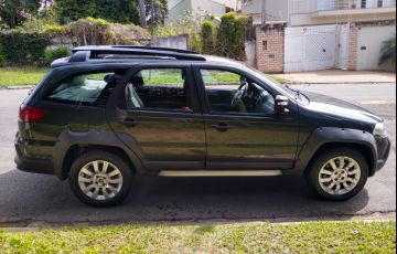 Fiat Weekend Adventure 1.8 E.torQ Dualogic (Flex) - Foto #4
