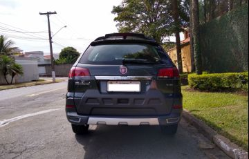 Fiat Weekend Adventure 1.8 E.torQ Dualogic (Flex) - Foto #5