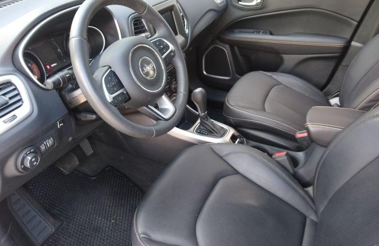 Jeep Compass 2.0 Sport (Aut) (Flex) - Foto #7