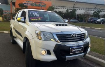 Toyota Hilux 3.0 Srv Limited Edition 4x4 CD 16V Turbo Intercooler