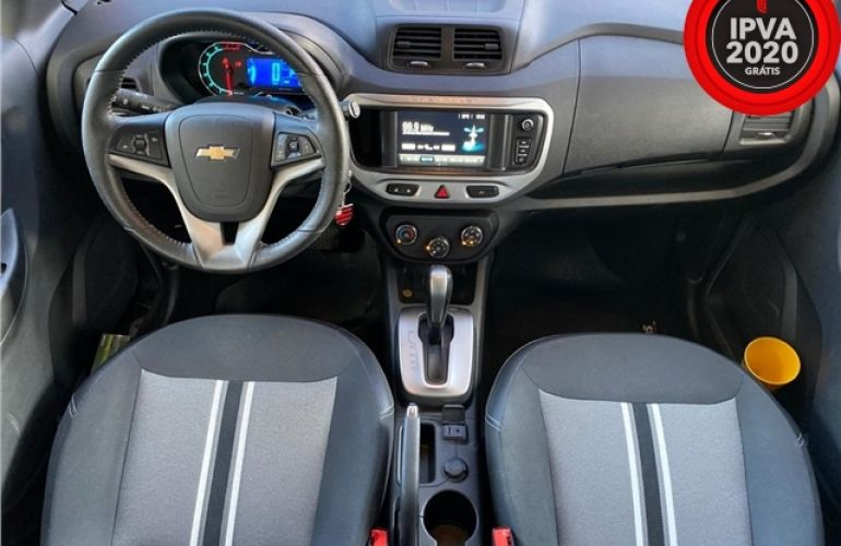Chevrolet Spin 1.8 Activ 8V Flex 4p Automático - Foto #2