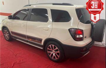 Chevrolet Spin 1.8 Activ 8V Flex 4p Automático - Foto #3
