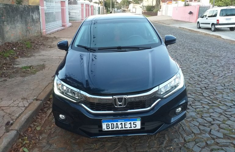 Honda City LX 1.5 CVT (Flex) - Foto #1