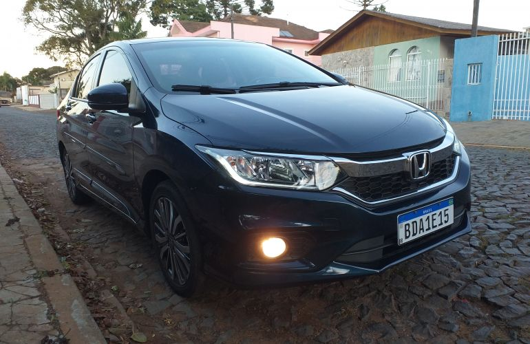 Honda City LX 1.5 CVT (Flex) - Foto #8