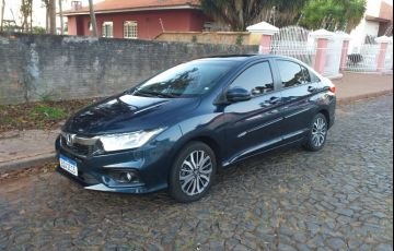 Honda City LX 1.5 CVT (Flex) - Foto #9