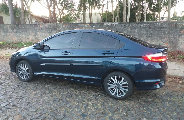 Honda City LX 1.5 CVT (Flex) - Foto #10