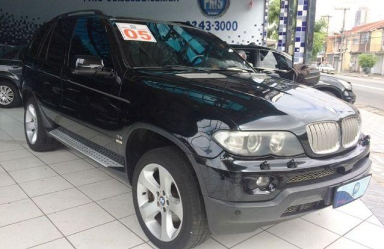 BMW X5 4X4 4.4i V8 32V - Foto #1