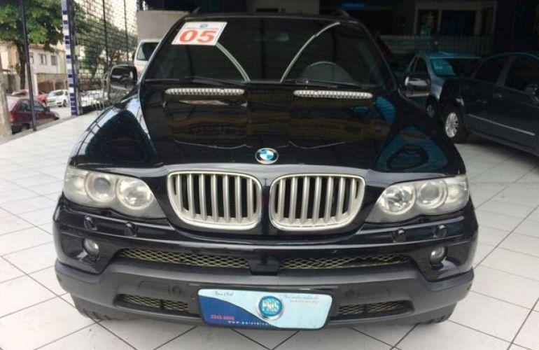 BMW X5 4X4 4.4i V8 32V - Foto #10