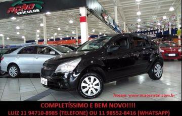 Chevrolet Agile LT 1.4 Mpfi 8V Econo.Flex