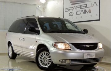 Chrysler Grand Caravan Limited 4X2 3.3 V6 12V