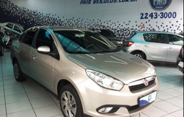Fiat Grand Siena Attractive 1.4 Evo (Flex) - Foto #1