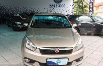 Fiat Grand Siena Attractive 1.4 Evo (Flex) - Foto #7