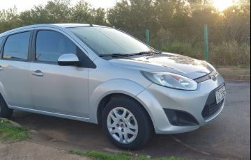Ford Fiesta Hatch Rocam 1.6 (Flex)