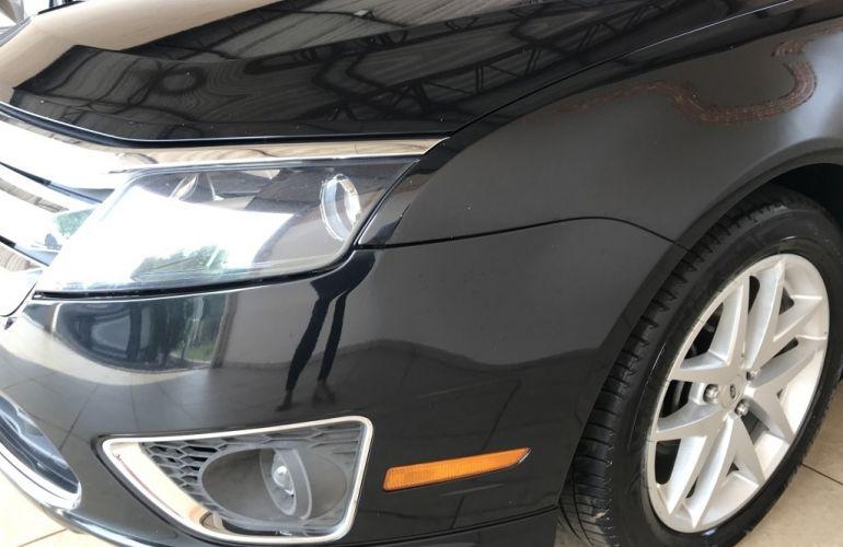 Ford Fusion 2.0 16V AWD GTDi Titanium (Aut) - Foto #2