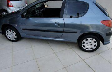 Peugeot 206 Hatch. Presence 1.4 8V (flex) 2p - Foto #4