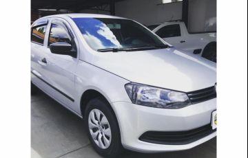 Volkswagen Voyage 1.6 MSI (Flex) - Foto #2