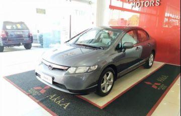 Honda Civic LXS 1.8 16V Flex - Foto #1