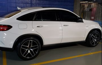 Mercedes-Benz GLE 43 AMG Coupe 4Matic - Foto #3