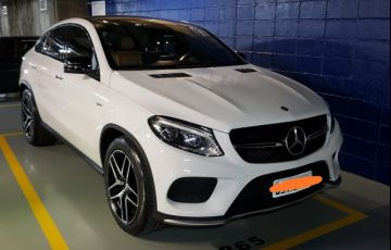 Mercedes-Benz GLE 43 AMG Coupe 4Matic - Foto #4