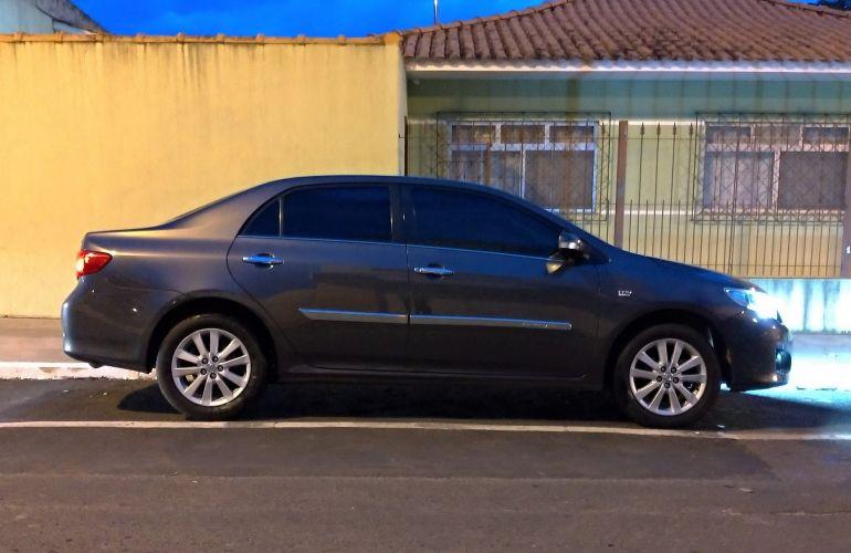 Toyota Corolla Sedan SEG 1.8 16V (flex) (aut) - Foto #1