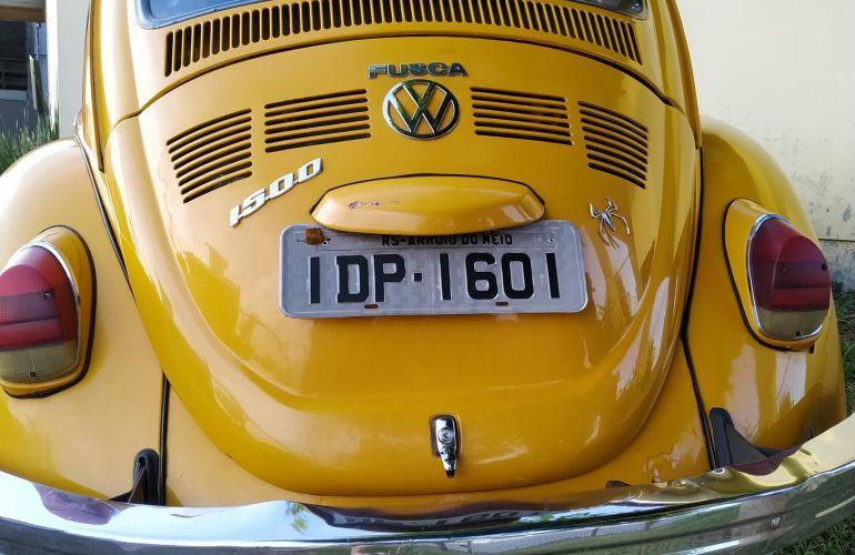 Volkswagen Fusca 1500 - Foto #8