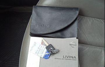 Nissan Grand Livina SL 1.8 16V (flex) (aut) - Foto #1