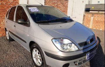 Renault Scénic Authentique 1.6 16V (flex) - Foto #2