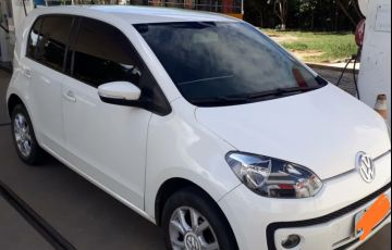 Volkswagen Up! 1.0 12v E-Flex high up!