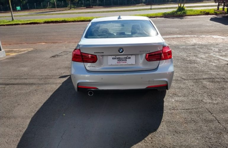 BMW 320i M Sport ActiveFlex - Foto #7