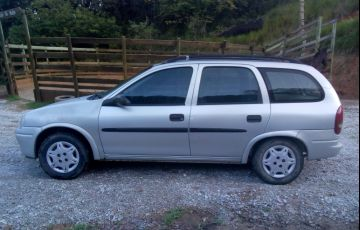 Chevrolet Corsa Wagon GLS 1.6 MPFi